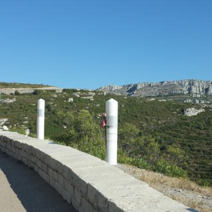 Route de la Gineste. © Laurent Carte